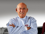 """Sir Stirling Moss - """"The greatest driver never to win the World Championship."""""""